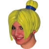 Anime Wig - Yellow Bun